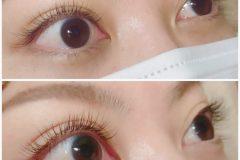 20代Y様 Eyerush(Natural)